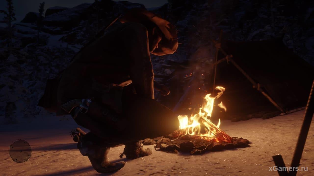 How to open poisoned arrows in the game RDR 2