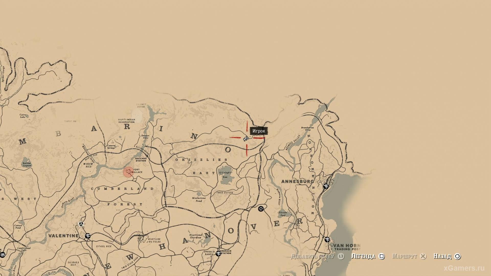 Третий ловец спрятан неподалеку от Аннсебурга, он висит на одном из деревьев