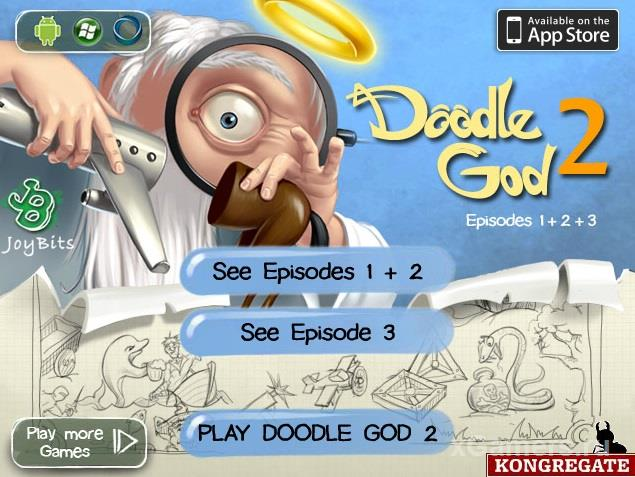 Doodle God 2 Walkthrough
