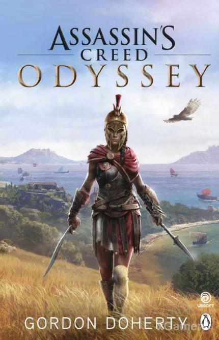 Assassins Creed Odyssey (The Official Novelization)