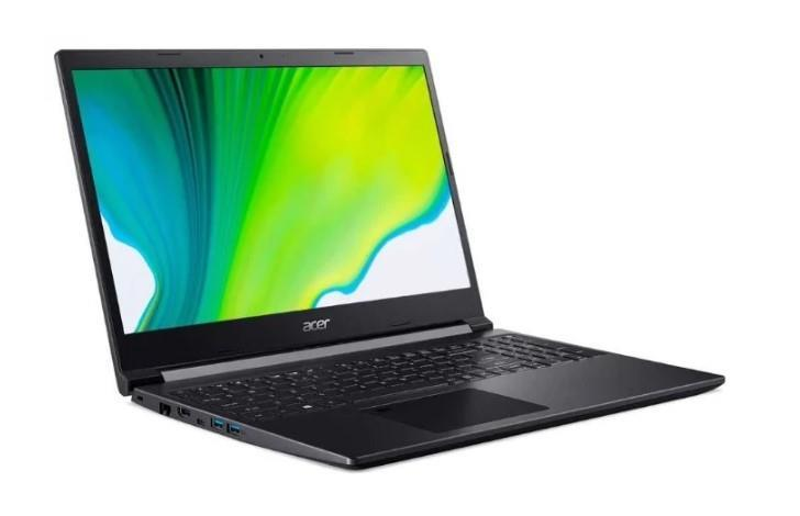Acer Aspire 7 A715 - дисплей и звук