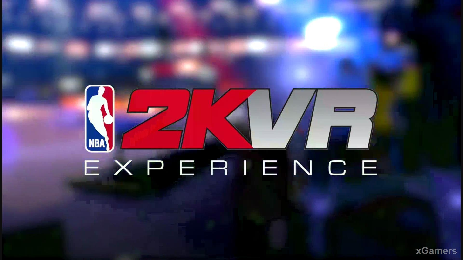 NBA 2KVR Experience - симулятор матча в Playstation VR