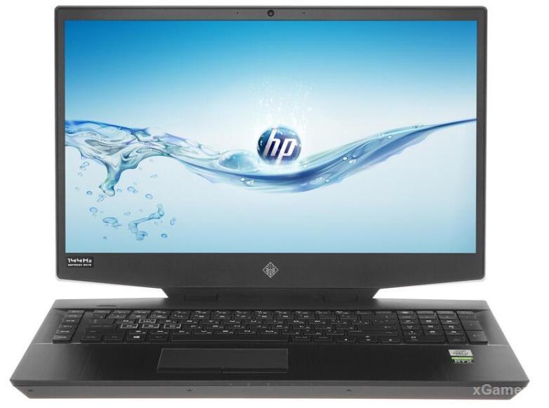 Один из лучших ноутбуков для Genshin Impact - HP OMEN 17-cb1015ur