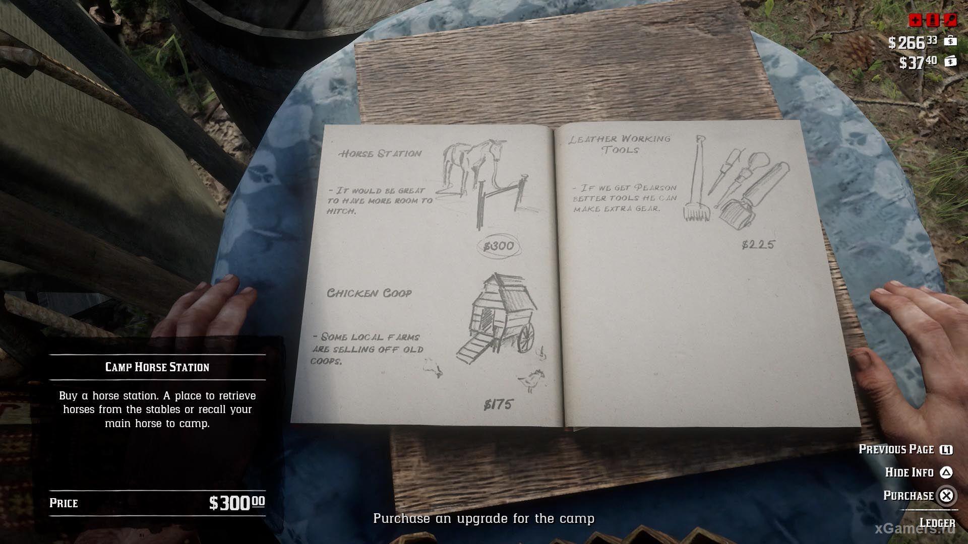 На последних страницах книги - полезные инструменты для обработки кожи